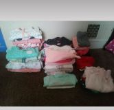 3 month baby girl clothes lot