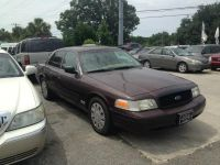 2007 Ford Police Interceptor 4dr Sdn Base