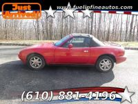 1993 Mazda MX-5 Miata Base 4-Speed Automatic