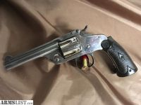 For Sale: Vintage 1800's S&W 38 top brake smith and wesson fires perfect
