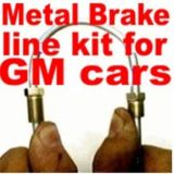Sell Complete metal brake line kit for Camaro 1968 to 1983-replace rusted lines!!!!! motorcycle in Duluth, Minnesota, United States, for US $46.95