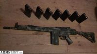 For Sale: Paratrooper PTR-91
