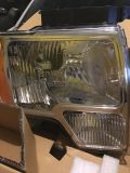 Ford F150 headlight/taillight assemblies & cold air intake