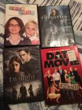 Four movies and more