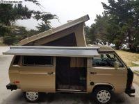 1986 Volkswagen Vanagon Westfalia full camper