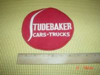 Find Studebaker Cars-Trucks NOS Red/White Uniform Patch motorcycle in Bethlehem, Pennsylvania, United States