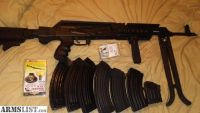 For Trade: Ak47 trade for an ar15