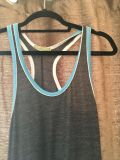 Long tank dress very cute for summer and spring sz small