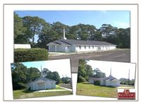 Former Church @62nd-4,800sf Building-Property for Sale-Myrtle Beach-Keystone Commercial Realty
