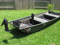 12' Jon Boat and Motors