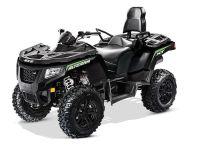 2017 Arctic Cat Alterra TRV 550 XT EPS Utility ATVs Lebanon, ME