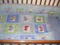 Baby Crib Bedding Set For A Boy