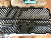 For Sale: 9mm Kriss Vector rifle