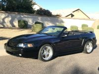 2002 Ford Mustang 2dr Convertible GT Premium