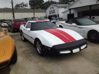 1990 Chevrolet Corvette 2dr Coupe Hatchback