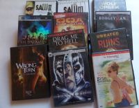 Lots of DVD's: Choose 5 for $10