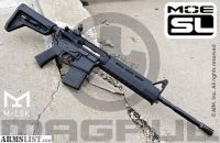 For Sale/Trade: Harris 6-9 bipod, Magpul MBUS, SL stock