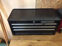 3 drawer craftsman tool chest with tools