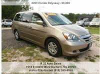 2005 Honda Odyssey LX 4dr Mini Van