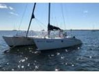 1976 Warrior 33-Sailing-Catamaran Sail Boat in Coral Gables, FL