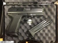 For Sale: HK P2000 9mm DA/SA