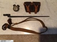 For Sale: Mosin Nagant accsesories ,bayonet etc