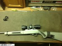 For Sale/Trade: Updated Ruger 10/22 takedown