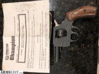 For Sale: Starter Pistol