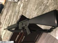 For Sale/Trade: Ar-15 Colt match target hbar