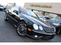 2004 Mercedes-Benz CL-Class CL 500 Extra Low Miles Must See
