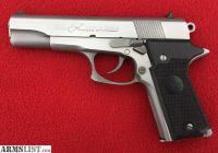 For Sale/Trade: 1989 COLT Double Eagle .45 acp Series 90 Stainless w/orig Box & Manuals, used little