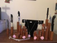 Sterling silver and more