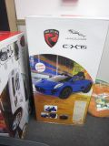 Ride on trucks and cars new in box