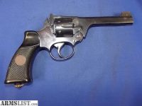 For Sale: An Old Specification Enfield No2 Mk1 .38 tanker Revolver