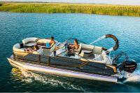 2018 Crest Continental 250 SLS Pontoons Boats Ponderay, ID