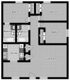 $1134 3 apartment in Charleston County