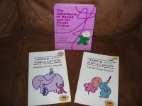 HBO'S Harold And The Purple Crayon Book Lot