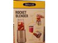 Bella Individual Rocket Blender 12 piece set New