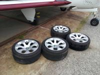 19 BMW 650i OEM Runflat Rims  Tires