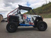 2017 Polaris RZR S 900 Sport-Utility Utility Vehicles Claysville, PA