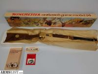For Sale: 1978 Winchester Model 94 Antlered Game 30-30 cal.