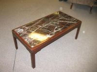 $150, marble top coffee table