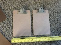New - 2 Small Clipboards