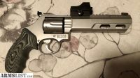 For Sale/Trade: S&w revolver 357 competition