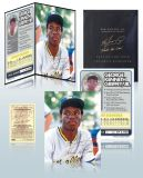KEN GRIFFEY JR Moeller High School 8x10 Photo with FOLIO & COA #/2000