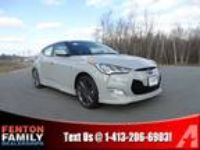 2013 HYUNDAI Veloster 3dr Coupe DCT w/Gray Seats
