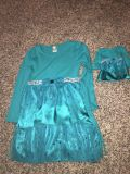 Dollie and Me Brand matching dressy shirts size 10