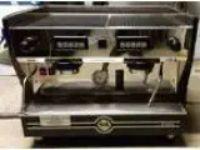 La Nuova Arpa Coffee Machine and Grinder