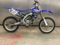 2014 Yamaha Yz 250 Fel