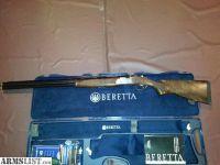 For Sale: BERETTA 687 SILVER PIGEON GRADE V
